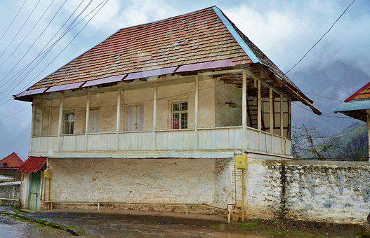 Country, House, Building, Home, Architecture
