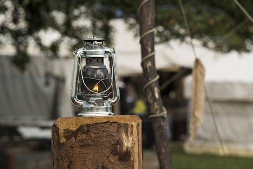 Lamp, Light, Oil Lamp, Deco, Lights, Lighting, Glass