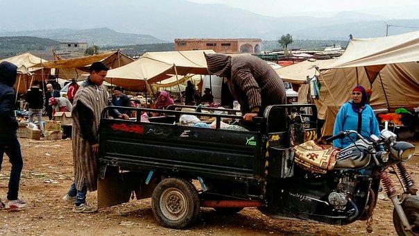 Bazaar, Exotica, Motor, Called Rothmans, Morocco, Work