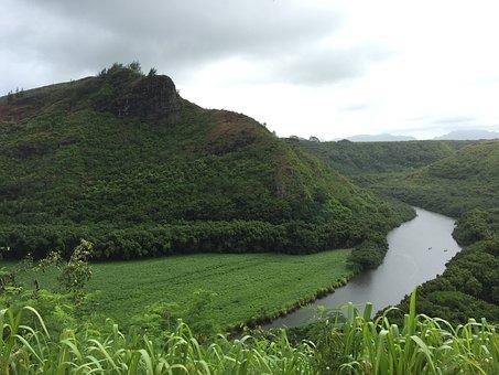 Hawaii, Big Island, Green
