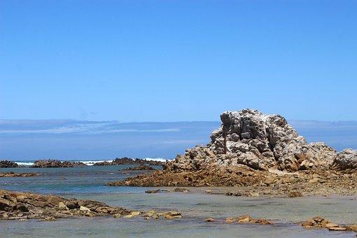 South Africa, Indian Ocean, Landscape