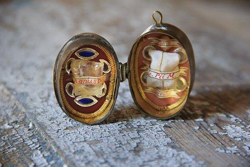 Relic, Holy, Saint, Church, Religion, Religious