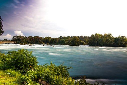 Niagara Falls, Niagara, What, Canada, Waterfall