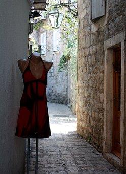 Budva, Mannequin, Street Dec, Women's, Fashion