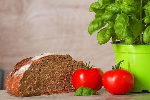 Bread, Bio, Healthy, Eat, Slice Of Bread, Nutrition