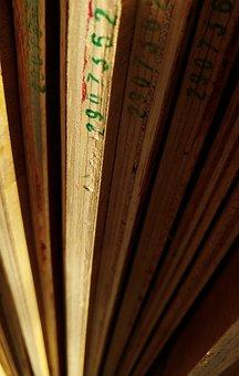 Plywood, Board, Panel, Plank, Wooden, Brown, Hardwood