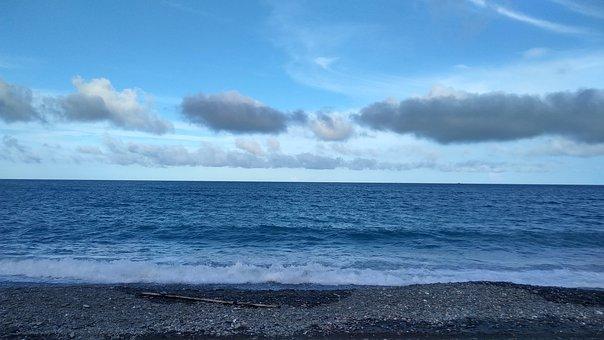 Ilan, East Australia, The Pacific Ocean
