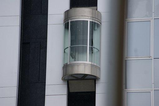 Elevator, Up, Ascent, Floor, Hoist, Capacity, Electric