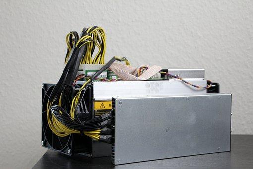 Bitcoin, Miner, Antminer, Hardware, Mines, Crypto, Gold