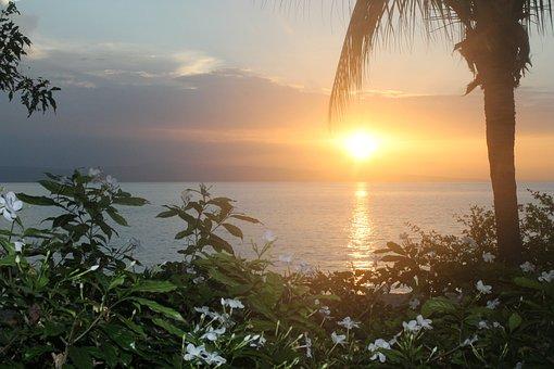 Good Evening, Sunset, Paradise, Evening, Sky, Travel