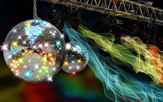 Disco, Party, Celebration, Mirror Ball, Mirror, Club