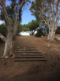 Stairs, Upward, Reaching Goals, San Diego