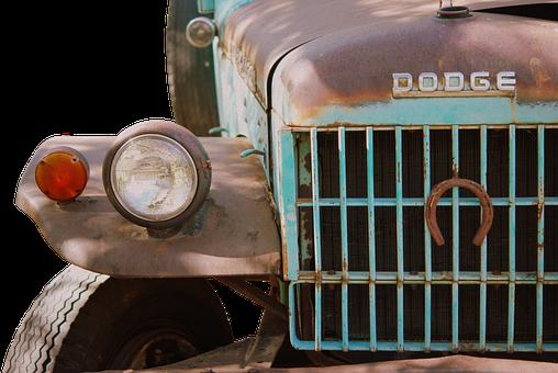 Dodge, Old, Car, Oldtimer, Us Car, Pkw, Rarity, Usa