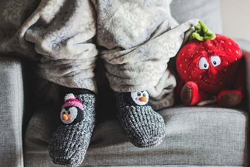 Frost, Winter, Cold, Blanket, Socks, The Disease, Feet