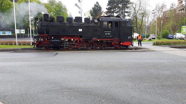 Narrow Gauge Railway, Zittau, Mountains
