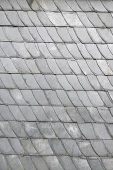 Facade, Slate, Wall Tiling, Building, Background