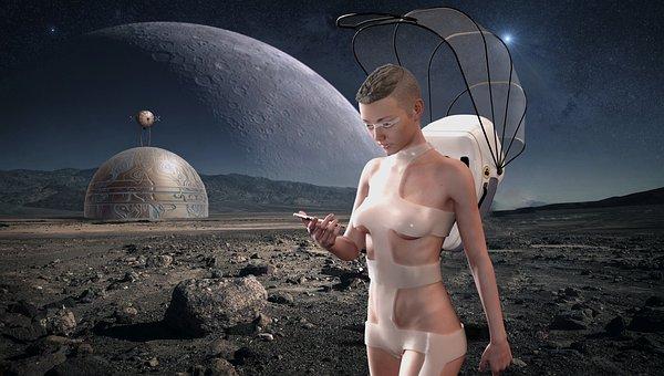 Forward, Planet, Universe, Space, Astronomy, Cosmos