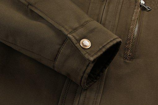 Jacket, Cuffs, Detail