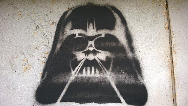 Darth Vader, Star Wars, Head