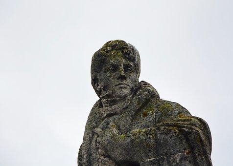 Statue, Statue Stones, François René Châteaubriant
