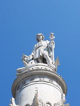 Discovery, Christopher Columbus, Genova P' Principle