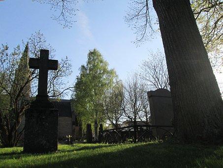 Cemetery, Grief, Griftegård, Final Resting Place