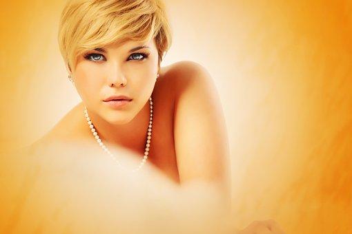 Women, Attractive, Portrait, Luxury, Slim Down, View