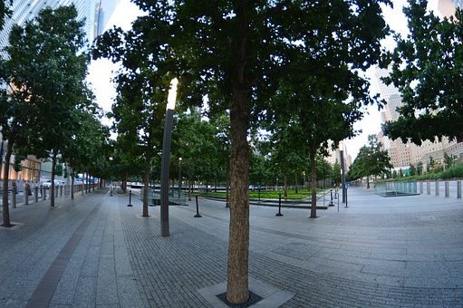 Plaza, Memorial, 911, Park, Tourism, Squarecit