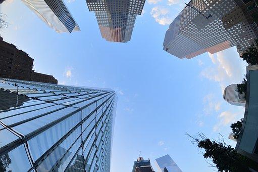 Trade Center, New York, 911, Skyscraper, America