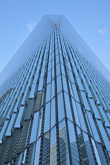 New York, Word Trade Center, Manhattan, Skyscraper, 911