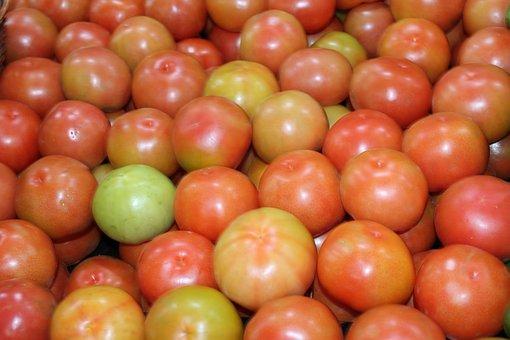 Food, Vegetable, Tomatoes, Nutrition, Super Market