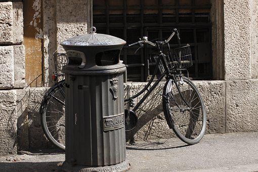 Bicycle, Rome, Italy, Biking, City, Classic, Cycling