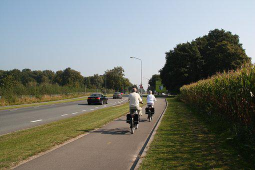 Bicycle, Holland, Arnhem, Street, Biking, City, Classic