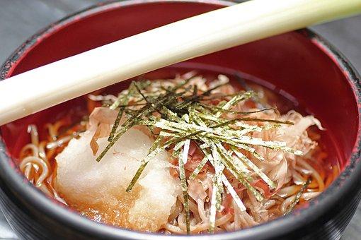 Ouchi Juku, Soba Noodles, Near, Buckwheat, Takato Soba