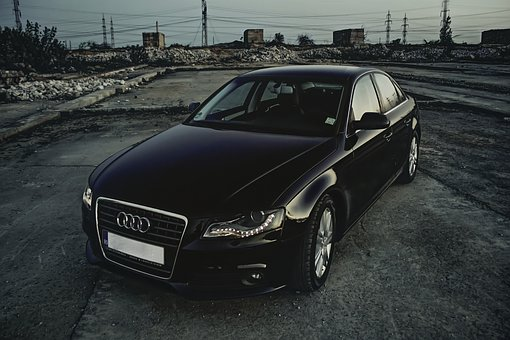 Car, Audi, Automobile, Vehicle, Dramatic, Automotive