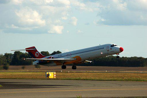 Air Shows, Aircraft, Airplane, Md, The Md-80, The Dc-9
