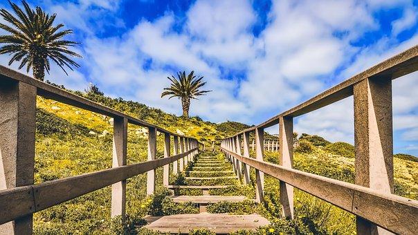 Catwalk, Algarve, Sun