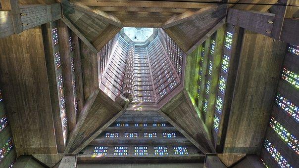 Le Havre, St Joseph, Perret, Auguste Perret, Church