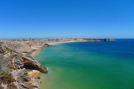 Sea, Beach, Booked, Beautiful Beaches, Coast, Algarve