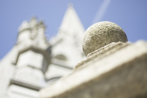 Ball, Church, St Mary's Basilica, Christian, Faith