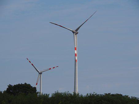 Pinwheel, Wind Power, Renewable Energy, Energy