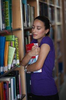Girl, School, Book, Read, Education, University