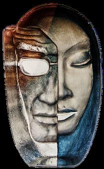 Glass Body, Glass Art, Stained Glass, Art, Craft