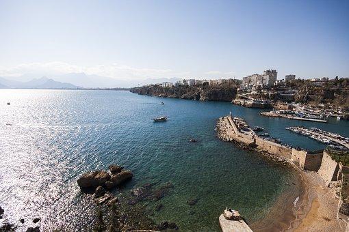 Beach, Sky, Marine, Nature, Peace, Landscape, Turkey