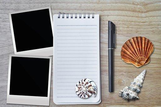 Stickies, Holiday, Memory, Polaroid, Pen, Decorative