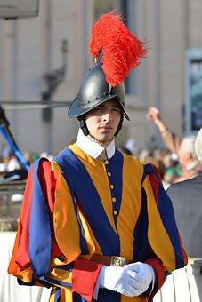 Swiss Guard, Rome, Vatican, Pope, St Peter's Basilica