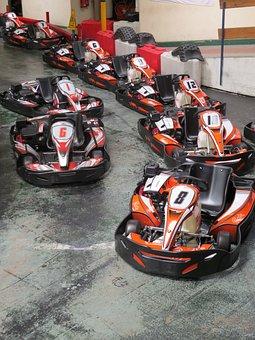 Go Kart, Go Karts, Carting, Karting, Track, Drive, Race