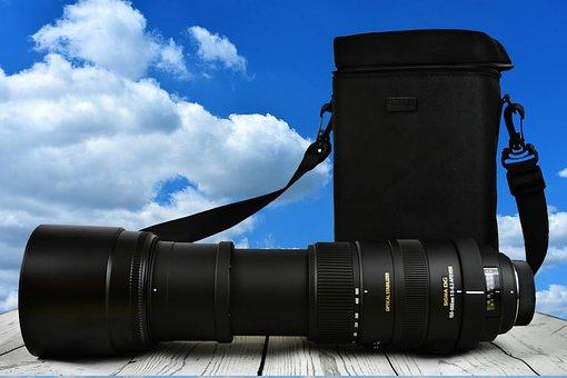 Zoom, Sky, Clouds, Lens, Sigma, 150-500mm, Zoom Lens