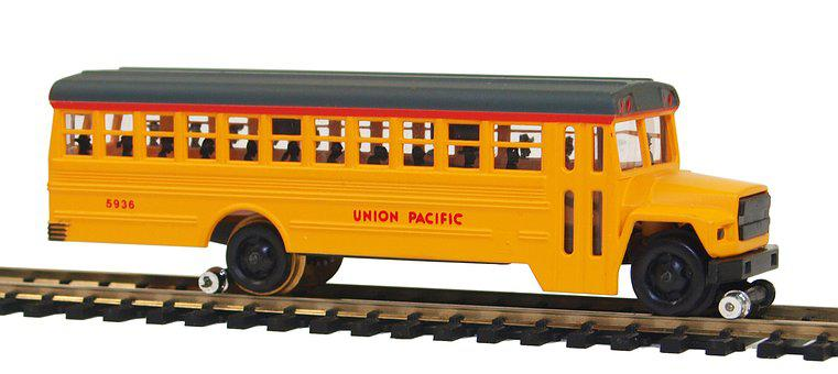 Ford, B700, Union Pacific, Usa, America, Hobby, Collect