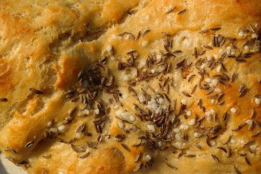 Soul, Pastries, Bread, Salt, Caraway, Swabian Soul